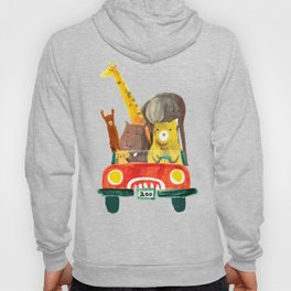 Visit the zoo Hoody