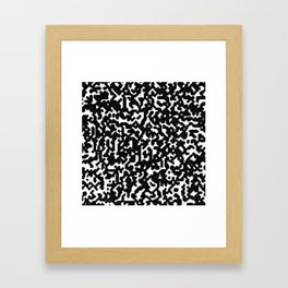 digitalHaring. 1 Framed Art Print