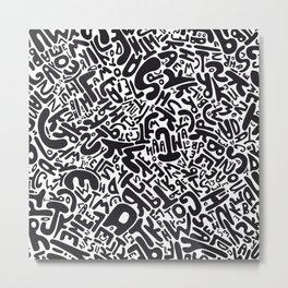 Urbe Metal Print