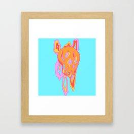 d r i p s Framed Art Print