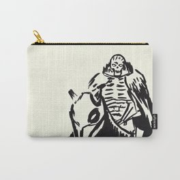 Skull Knight Carry-All Pouch