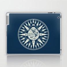 Sailors Compass Laptop & iPad Skin