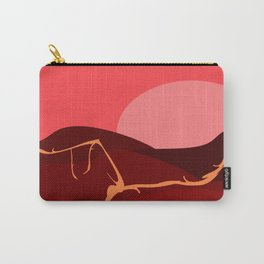 Apocalyptic Sunrise Carry-All Pouch