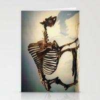 buffalo Stationery Cards featuring Buffalo by Mandy Chesnut