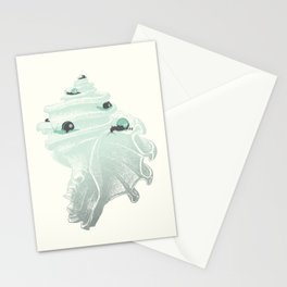 Race for the Prize Stationery Cards