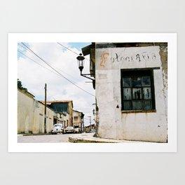 Fotografía Art Print
