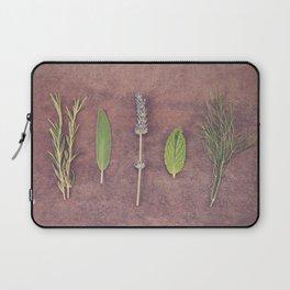 Herbs Laptop Sleeve