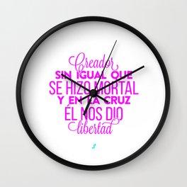 Creador sin igual Wall Clock