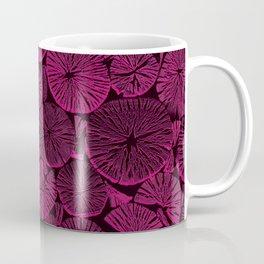 Pink Wood Coffee Mug