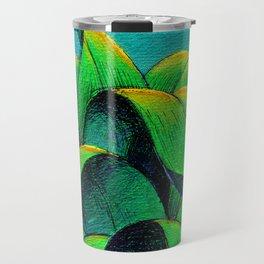 Desert plant Travel Mug