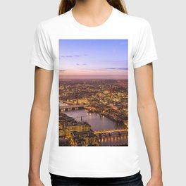 London Aerial View T-shirt