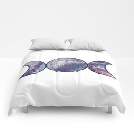 Triple Goddess MOON Comforters