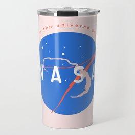 nasa grande Travel Mug