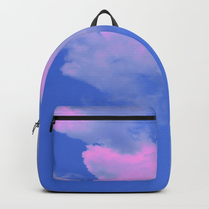 The Colour of Clouds 02 Backpack