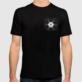 Wheel Pocket invert T-shirt