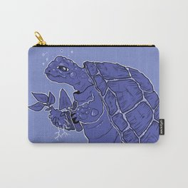 patron turtle of gardening Carry-All Pouch