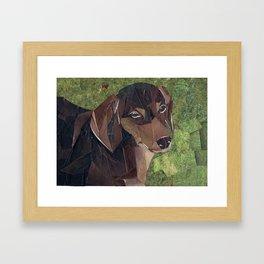 Henny Framed Art Print
