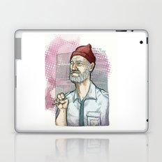 This is an ADVENTURE! Steve Zissou Bill Murray Laptop & iPad Skin