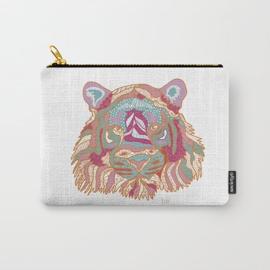 BE BRAVE Carry-All Pouch
