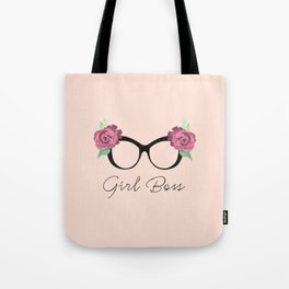 Girl Boss Tote Bag