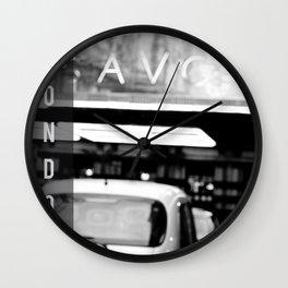 London Savoy hotel Wall Clock
