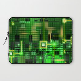 Internal circus Laptop Sleeve