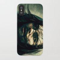 kili iPhone & iPod Cases featuring Kili by Laura Lindsey