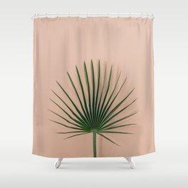 pink botanics Shower Curtain