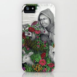St. Francis iPhone Case