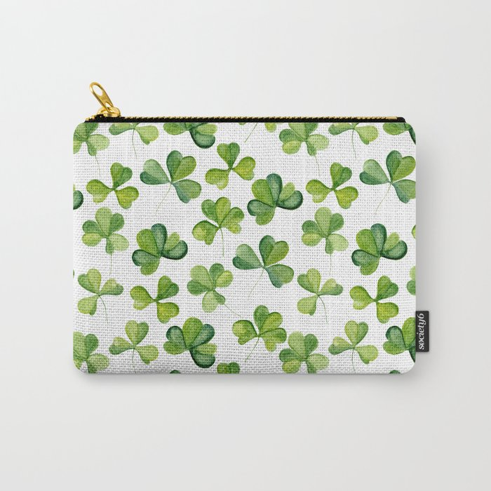 Clover Carry-All Pouch