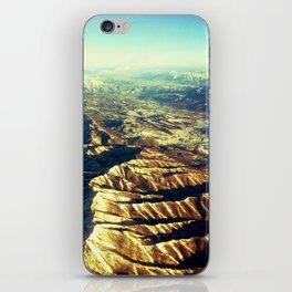 View of the Mountains iPhone Skin
