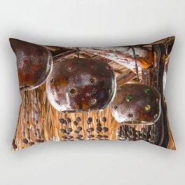 Tulum Wind Chime Rectangular Pillow