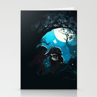 gravity falls Stationery Cards featuring Gravity by Larelley