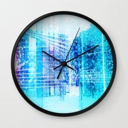 Glistening Wall Clock