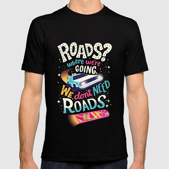We Don't Need Roads by risarodil