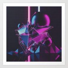 20160501 | RETRO Art Print