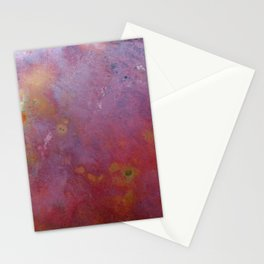 Torched Copper Stationery Cards