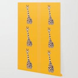 The Nose-picking Giraffe (no fingers needed) Wallpaper