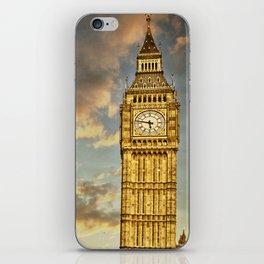 London Life iPhone Skin