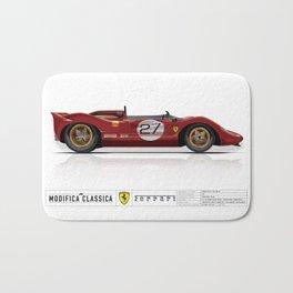 Ferrari 1967 330 P4 / 350 Can-Am Bath Mat