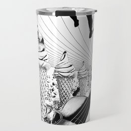 PLEASE, COME IN CONTACT OUR PLANET EARTH Travel Mug