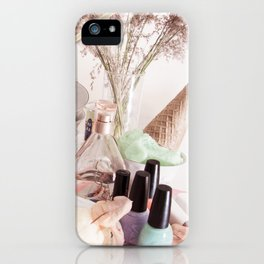 Ice Cream Tea iPhone Case