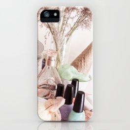 Ice Cream Tea iPhone Case