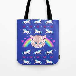 Most Meowgical Sweater Tote Bag
