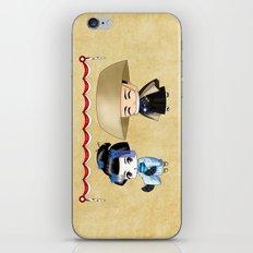 Japanese Chibis iPhone & iPod Skin