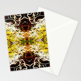 Chaos Tree Kaleidoscope 1 Stationery Cards