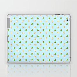 Hot-dogs and Cactus Laptop & iPad Skin