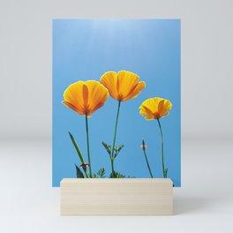Poppy Daydream Mini Art Print