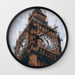 Big Ben of London Wall Clock