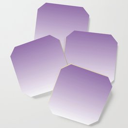 Lavender Ombre Coaster